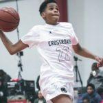 High School – Shaqir O'Neal (15 ans) pose son premier dunk en match !