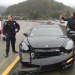 NBA – Stephen Curry impliqué dans un accident de la route