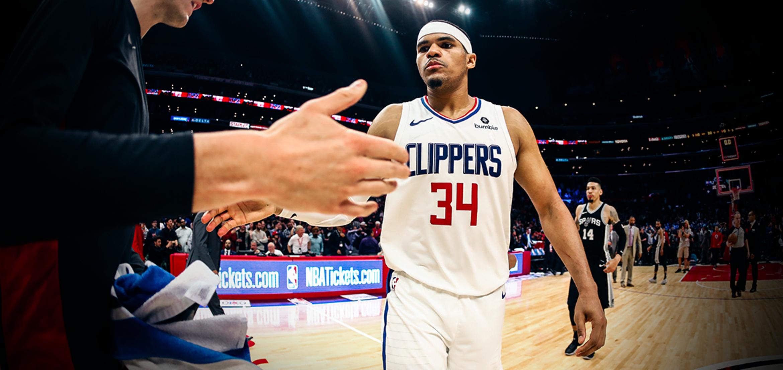 Tobias Harris chez les Clippers