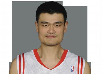 Anecdotes sur Yao Ming, joueur en NBA