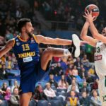 VTB League – Le Khimki Moscou perd Anthony Gill !