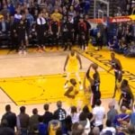 NBA – Damian Lillard cloue les Warriors avec un game winner !