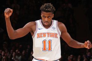 NBA – Frank Ntilikina à David Fizdale : «Je ne vous laisserai pas tomber»