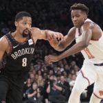 NBA – FDLN : Frank Ntilikina enfin sur le terrain, coup dur pour Guerschon Yabusele