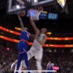 NBA – Ntilikina postérise Gobert, Fournier réagit !