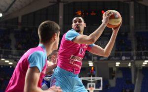 ABA League – Le prospect Goga Bitadze au Buducnost Podgorica !