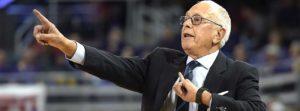 Lega Basket – Larry Brown n'est plus le coach du Fiat Turin !