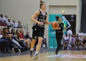 LFB – Bourges et Lyon dominent, Montpellier perd une place
