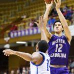 NCAA – Les Français de la nuit : Gosselin voit double, Hoard se calme un peu