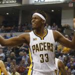 NBA – 15.000 dollars d'amende pour Myles Turner