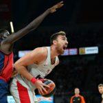 GBL – La colère de Nikola Milutinov contre un arbitre !