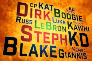 NBA – Quels sont les joueurs avec les mêmes initiales que vous ? (Part.2)