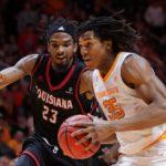 NCAA – Les Français de la nuit : Yves Pons maladroit mais victorieux avec Tennessee