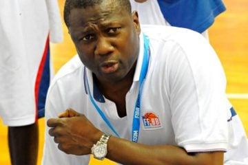 Aimé Toupane nouveau coach U20 Masculins