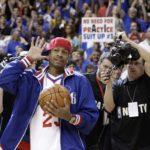 NBA – Allen Iverson dévoile son 5 majeur all-time !