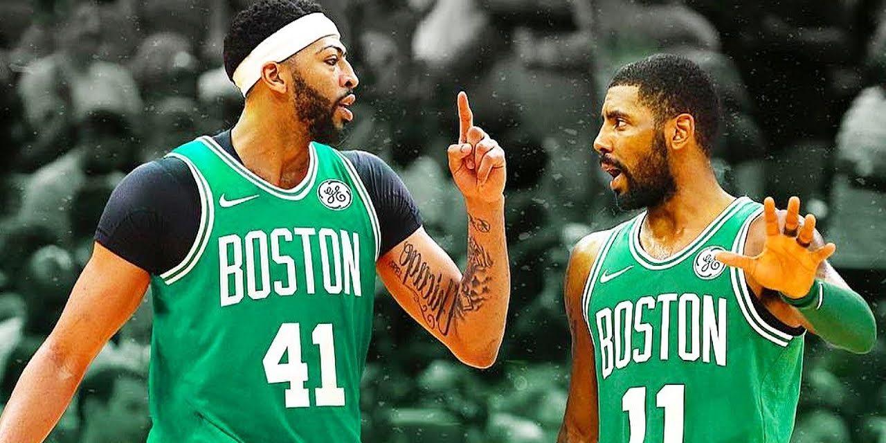 Anthony Davis transfert chez les Celtics ?