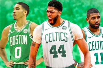 Anthony Davis Celtics