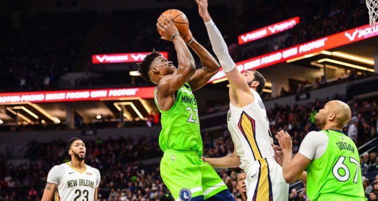 Jimmy Butler au duel face aux Pelicans