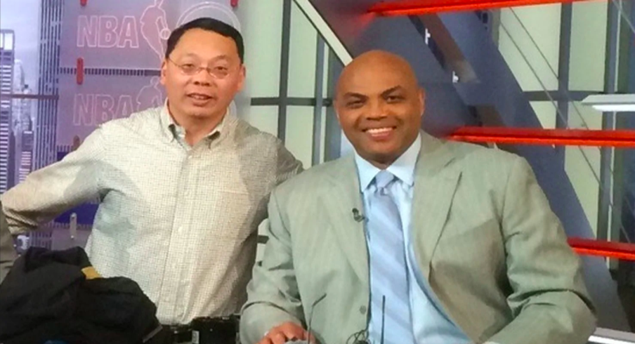 Charles Barkley Lin Wang NBA