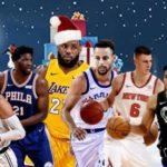 NBA – Les meilleures performances par catégorie le jour de Noël
