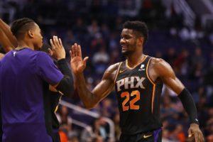 NBA – Un nouveau record et un gros coup de chaud pour Deandre Ayton !