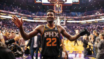 NBA – Deandre Ayton établit un nouveau record pour les Suns
