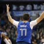 NBA – Encore clutch, Luka Doncic signe une nouvelle performance inédite