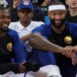 NBA – DeMarcus Cousins met un énorme poster à Kevin Durant !
