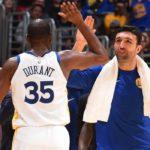 NBA – Kevin Durant affiche Zaza Pachulia aux yeux du monde entier