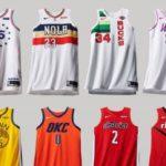 NBA – Nike dévoile une sublime collection de maillots «Earned Edition»