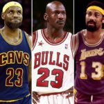 NBA – Le classement des 10 meilleurs joueurs de l'histoire selon Jalen Rose