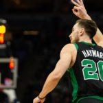 NBA – Un match historique pour Gordon Hayward en sortie de banc !