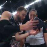 NBA – La technique inédite de Blake Griffin pour contester les arbitres