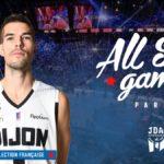 All-Star Game LNB : Jérémy Leloup appelé en renfort