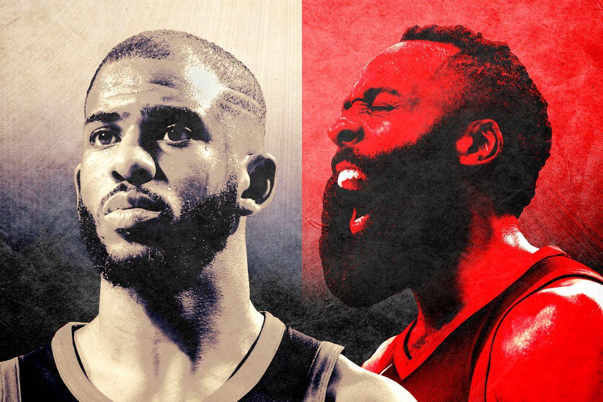 James Harden historique chez les Rockets