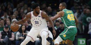NBA – Joel Embiid brille et imite Allen Iverson