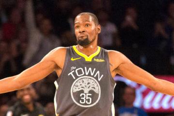 Kevin Durant surpasse Larry Bird