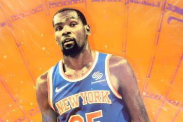Kevin Durant chez les New York Knicks