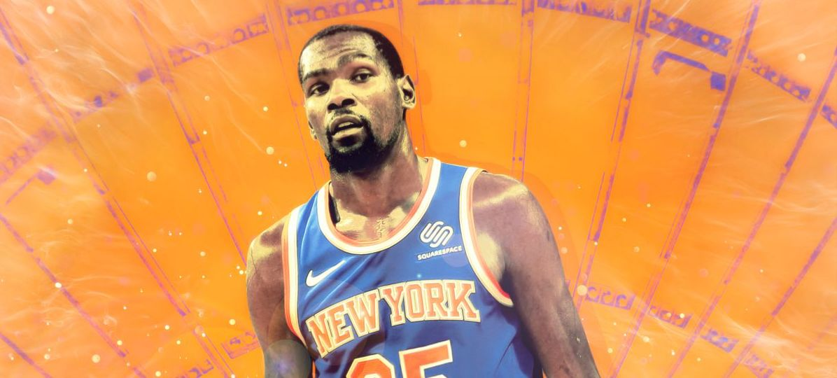 Kevin Durant chez les New York Knicks