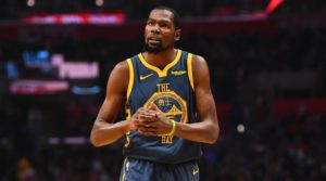 NBA – Kevin Durant dépasse Gary Payton