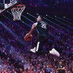 LNB – All Star Game 2018 : Revivez le concours de dunks en intégralité