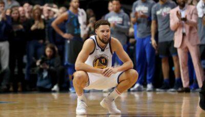 NBA – Le 1er message poignant de Klay Thompson depuis sa blessure