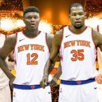NBA – Le plan de rêve des Knicks pour construire une superteam