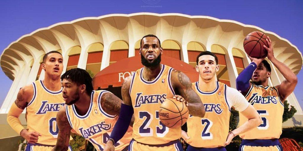 Un transfert chez les Lakers