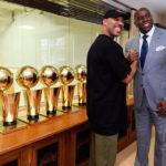 NBA – Le moment qui a brisé la relation entre LaVar Ball et Magic Johnson