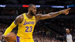 NBA – Les incroyables statistiques de LeBron James aux Lakers