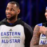 NBA – LeBron James veut Carmelo Anthony aux Lakers !