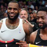 NBA – L'amitié de LeBron James et Dwyane Wade en une statistique symbolique
