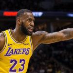 NBA – LeBron James blessé à cause d'un surrégime physique ?
