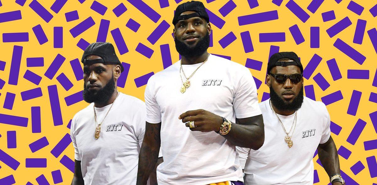 LeBron James statistique aux Lakers